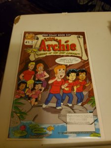 Little Archie, The Legend of the Lost Lagoon, Free Comic Book Day Edition #1