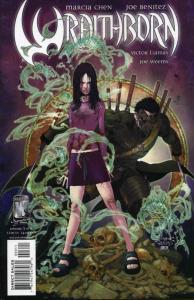 Wraithborn #3 VF/NM; WildStorm | save on shipping - details inside