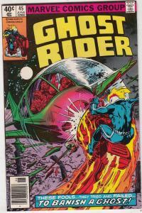 Ghost Rider, The #45 (Jun-80) VF/NM High-Grade Ghost Rider