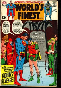 World's Finest Comics #184 (1969)