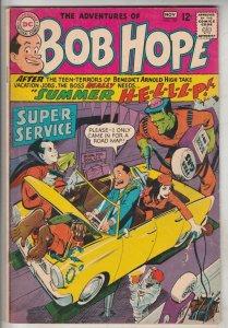 Bob Hope #107 (Nov-67) VF/NM High-Grade Bob Hope