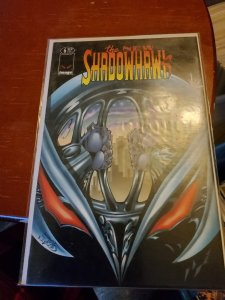 The New Shadowhawk #6 (1996)