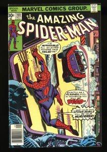 Amazing Spider-Man #160 VF+ 8.5