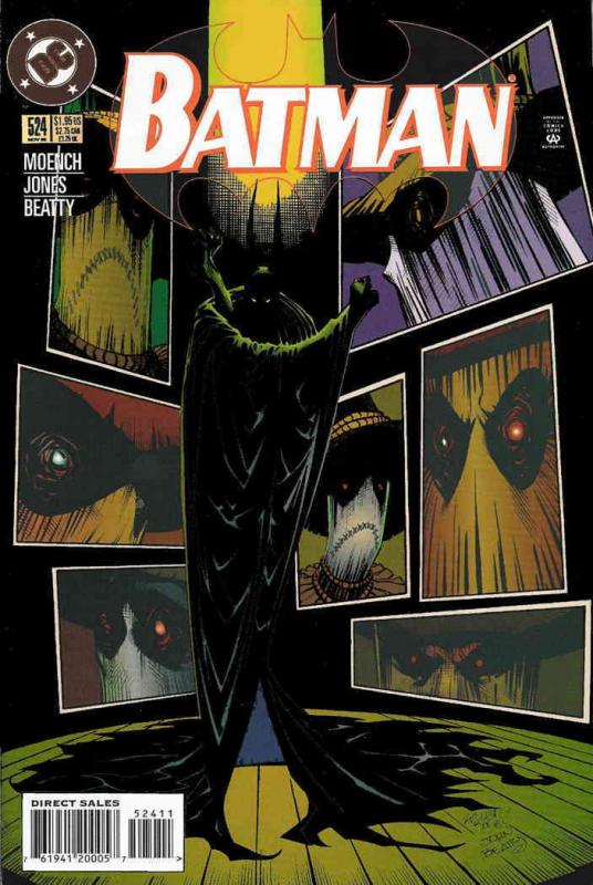 Batman #524 FN DC - save on shipping - details inside