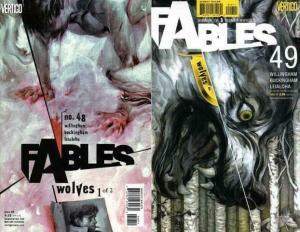 FABLES (2002 VERTIGO) 48-49 Wolves