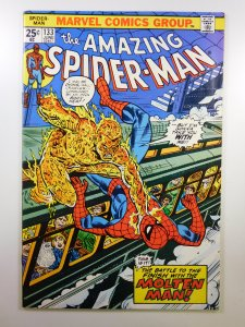 The Amazing Spider-Man #133 (1974) FN+