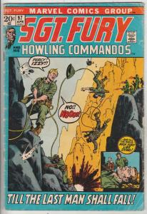 Sgt. Fury and His Howling Commandos #97 (Apr-72) VG Affordable-Grade Sgt. Fur...