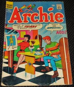 Archie #178 (1967)