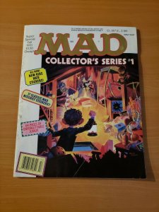 Mad Collector's Series #1 STAMPS INTACT ~ VERY FINE - NEAR MINT NM ~ Fall 1991