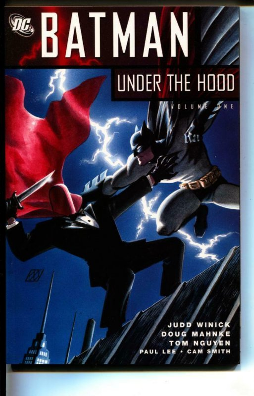 Batman Under The Hood Vol 1 TPB trade