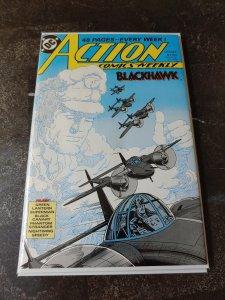 Action Comics Weekly #633 (1989)