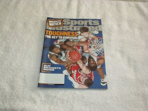 Sports Illustrated 2001 MARCH MAYHEM, Pro Football, Hockey, Pro Basketball +