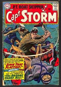 Capt. Storm #9 (1965)