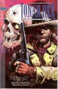 JONAH HEX TWO GUN MOJO (1993 VERTIGO) 1 (SIGNED & #ed) COMICS BOOK