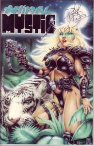 Animal Mystic #2 (Jan-93) NM Super-High-Grade Animal Mystic