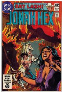 JONAH HEX 49 VG  June 1981