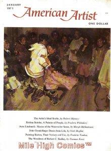 AMERICAN ARTIST (MAG) (1959 Series) #343 Very Fine