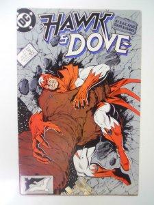 HAWK & DOVE #7, VF/NM, Kesel, 1989, DC Comics, Scott Hana, more in store