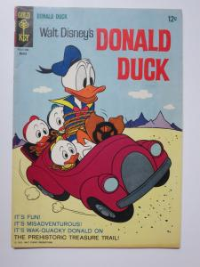 Donald Duck (Gold Key 1965) #100 VG-F Disney Comics Book