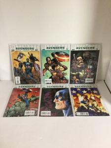 Ultimate Avengers Vol 1 2 3 Complete Lot Set Run Nm Near Mint