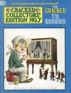 Cracked Collectors' Edition #7 VG; Globe | low grade comic - save on shipping -