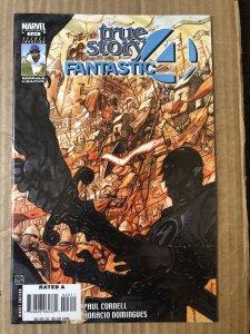 Fantastic Four: True Story #3 (2008)