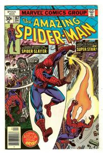 Amazing Spiderman 167   1st Will O' The Wisp