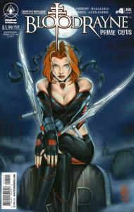Bloodrayne: Prime Cuts #4A FN; Digital Webbing | save on shipping - details insi