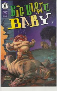 BIG BLOWN BABY #2, NM, Bill Wray, Dark Horse,1996, more in store