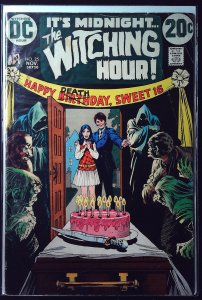 The Witching Hour #25 (1972)