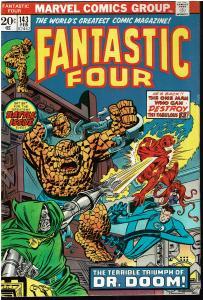 Fantastic Four #143, 5.0 or Better