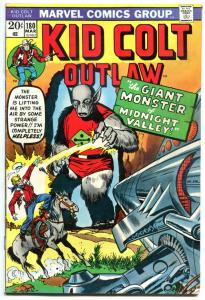 KID COLT OUTLAW #176, 178, 180 181, VG+, Western, Gunfights, more in store