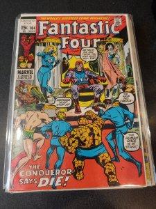 Fantastic Four #104 (1970) VF