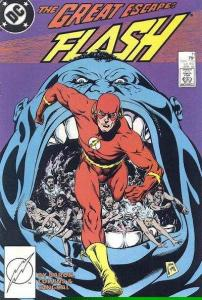 Flash (1987 series) #11, VF+ (Stock photo)