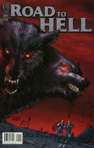 Road to Hell #1 FN; IDW | save on shipping - details inside