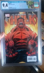 Hulk #1 CGC 9.4 First appearance of Red Hulk!