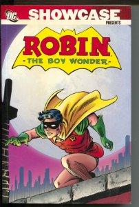 Showcase Presents Robin The Boy Wonder-Vol.1-2008-PB-VG/FN