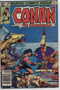 Conan The Barbarian #138
