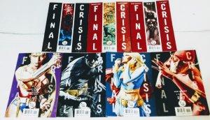 Final Crisis Comic Book Lot of (7) DC CL#050/AUI