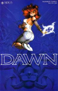 Dawn #3 VF/NM; Sirius | save on shipping - details inside