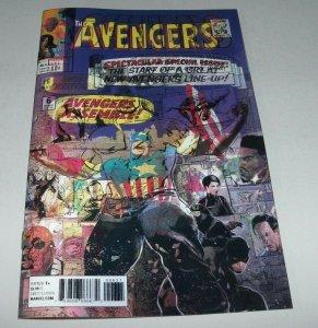 Defenders #6 Marvel Lenticular Variant Cover Avengers #16 NM/MT