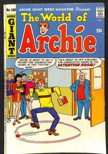 Archie Giant Series Magazine #160 (1969)