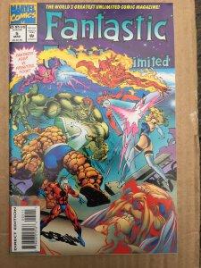 Fantastic Four Unlimited #5 (1994)