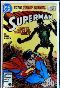 Superman #1 (1987)