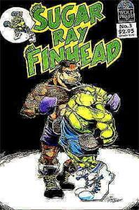Sugar Ray Finhead #3 VF/NM; Wolf | save on shipping - details inside