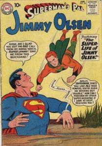 Superman's Pal Jimmy Olsen (1954 series) #50, Good- (Stock photo)