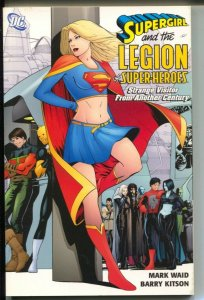 Supergirl And The Legion Of Super-Heroes-2006-PB-VG/FN