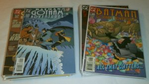 Batman: Gotham Adventures #9,12,20,25,40-60 43 45 53 58 60 comic book lot of 25