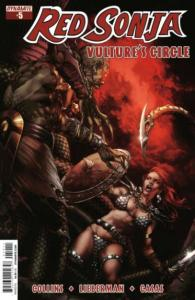 Red Sonja: Vulture's Circle #5, NM (Stock photo)