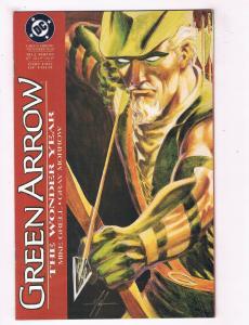 Green Arrow: The Wonder Year #2 VG/FN DC Comic Book Grell Mar 1993 DE39 AD12